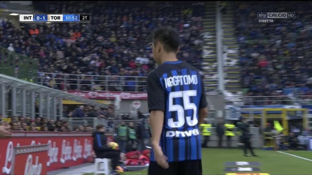 L'Inter saluta il suo Samurai: giunta alla fine l'avventura interista di Nagatomo