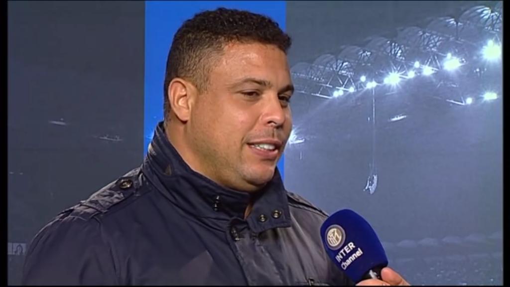 Ronaldo raccomanda Gabigol: