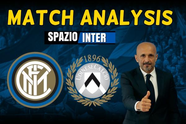 MATCH ANALYSIS Inter - Udinese: entrambe in forma, conteranno le motivazioni