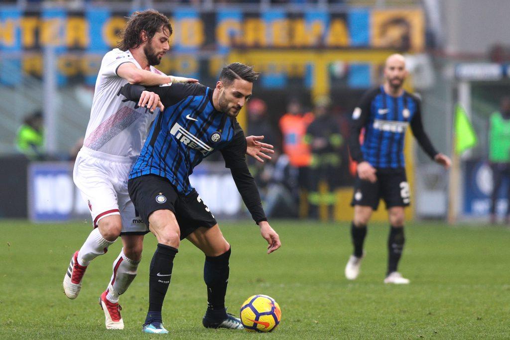 Vecino e D'Ambrosio out contro l'Udinese: come sopperire alle due assenze?