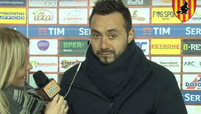 Sassuolo-Inter, De Zerbi studia Conte: ecco le possibili strategie neroverdi