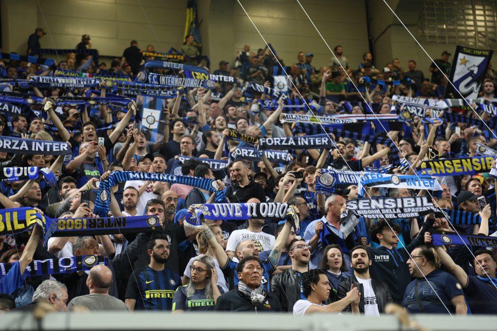 San Siro non tradisce mai: contro l'Udinese circa 60000 spettatori. Entusiasmo alle stelle