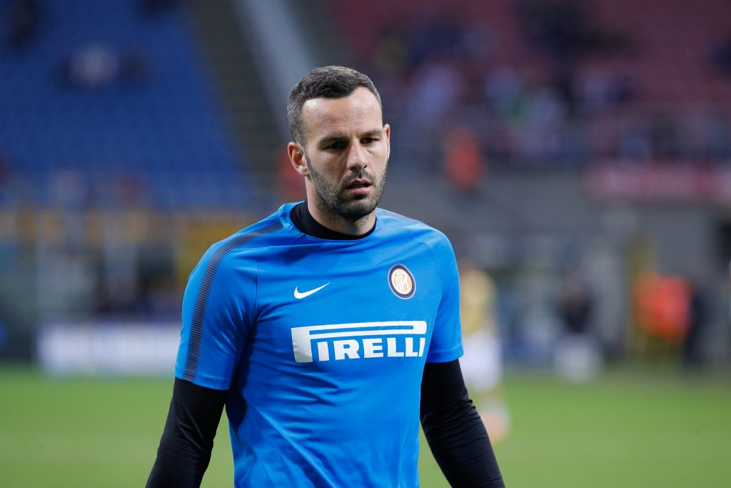 Inter, per Handanovic sarà il sedicesimo derby: per lui anche il rinnovo in vista