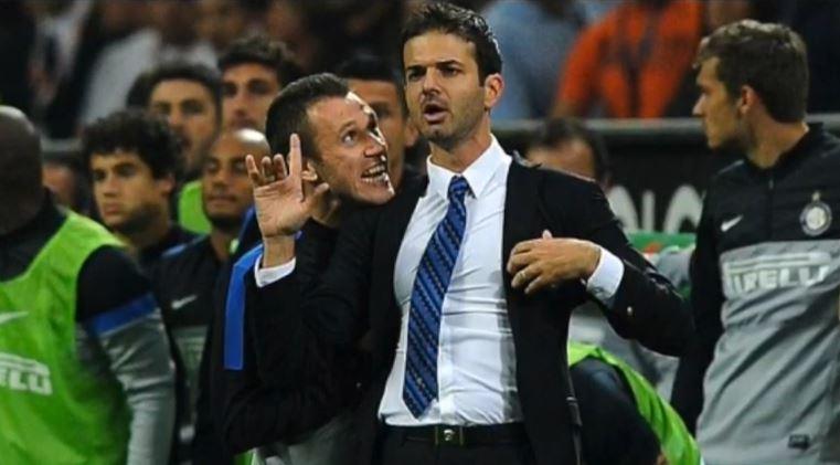 Cassano e la lite con Stramaccioni: