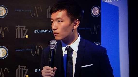 Inter, dal 2016 Suning ha investito 641 milioni di euro nel club