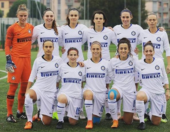 Empoli Ladies-Inter: 0-1. Prima storica vittoria in Serie A per le nerazzurre!