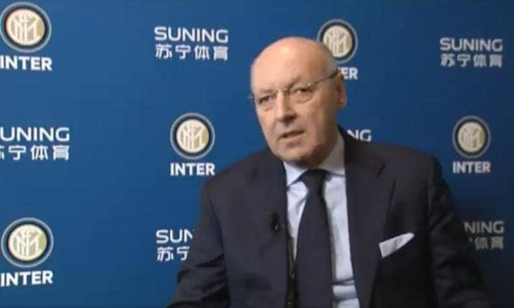 Marotta sfoglia la margherita: tutti i nomi per il colpo Inter a centrocampo