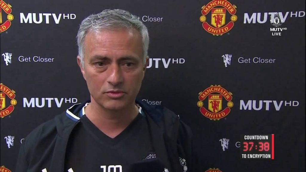 Mondo - Mourinho:
