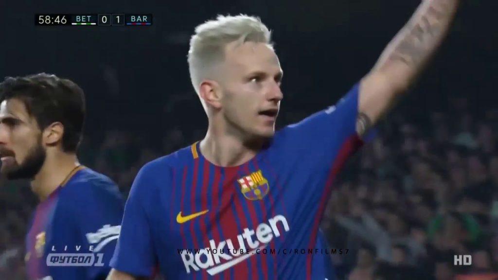 Rakitic non gioca, ma il Barça spara alto: 35 milioni per il croato