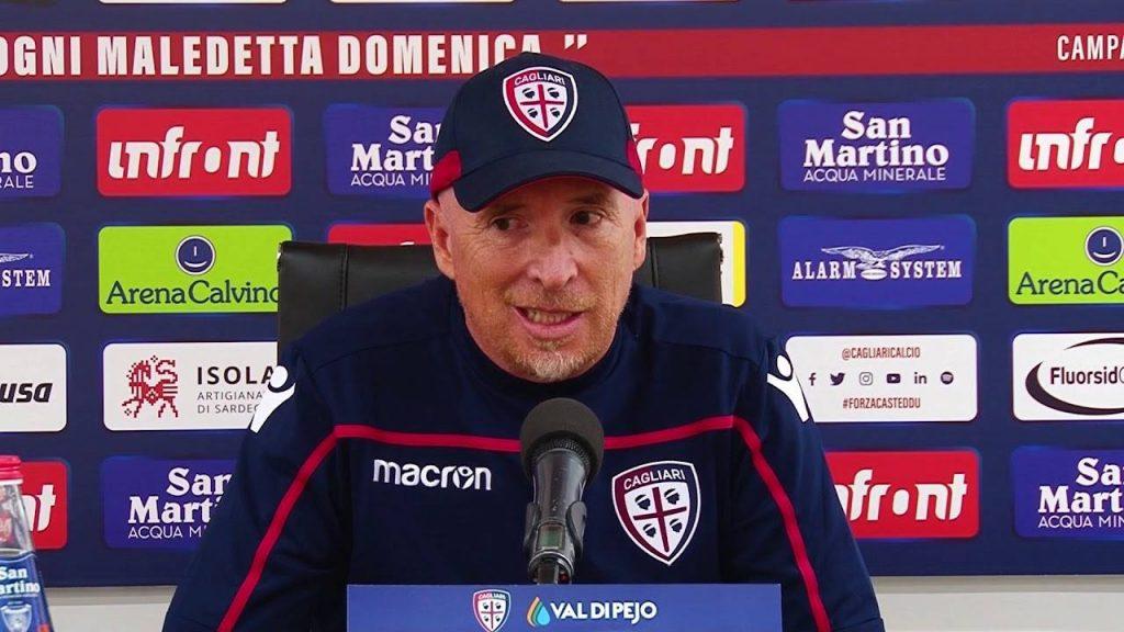 Verso Cagliari-Inter, parla Maran: