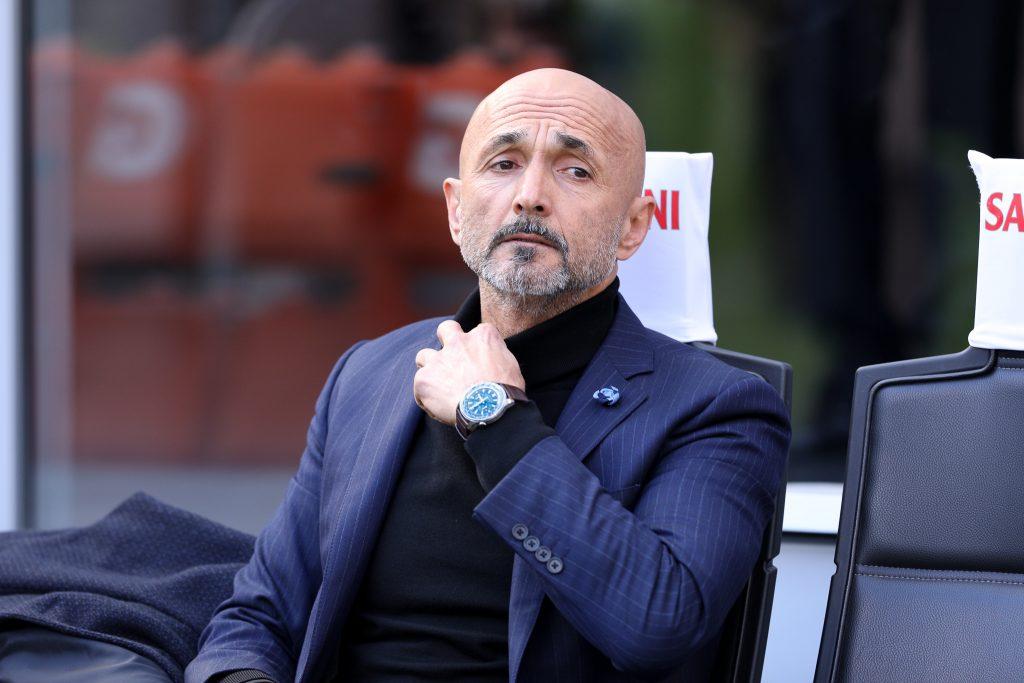 Spalletti, emergenza a centrocampo per Inter-Roma: out anche Borja?