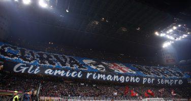 VIDEO – Milan-Inter, Piatek a secco: parte il coro sfottò dalla curva nerazzurra!