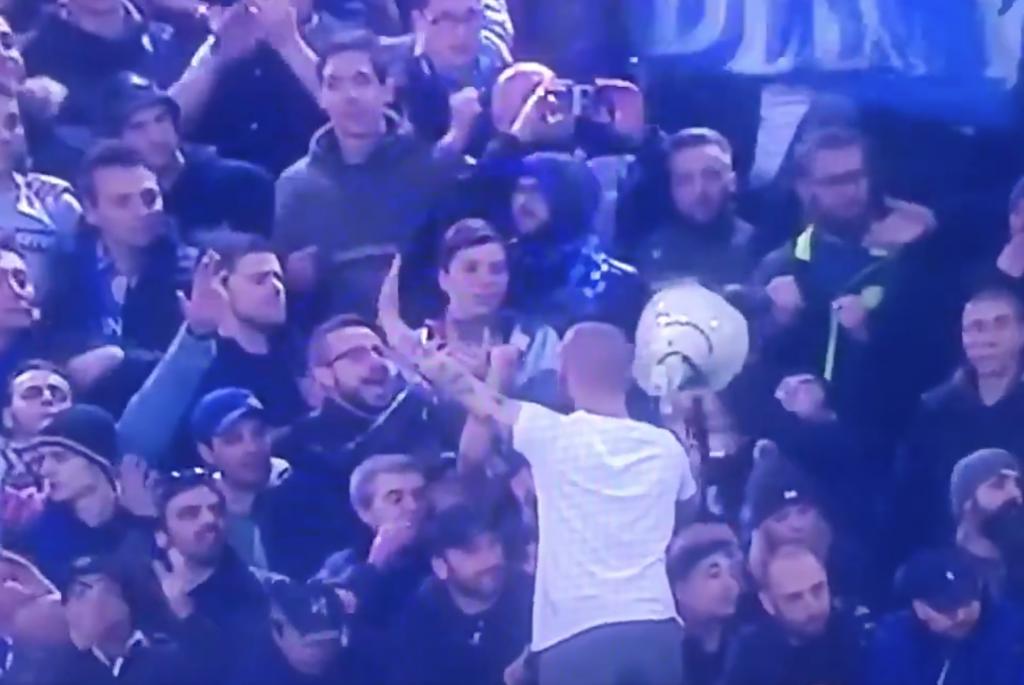 Torino-Inter, scontri sugli spalti: botte e feriti!
