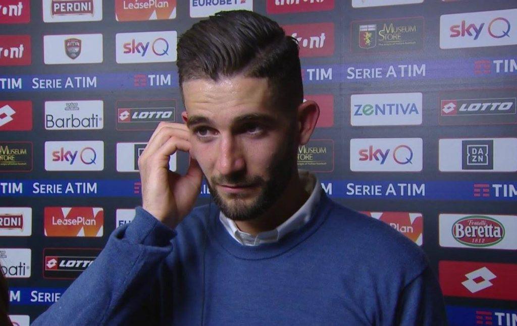 Sassuolo-Inter, Gagliardini nel prepartita: