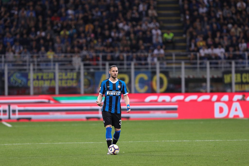 Genoa-Inter, D'Ambrosio: