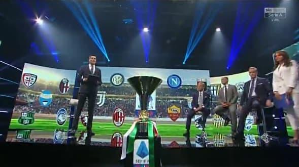 Calendario Capelli 2020.Rileggi Live Calendari Serie A 2019 2020 Ecco Il Calendario
