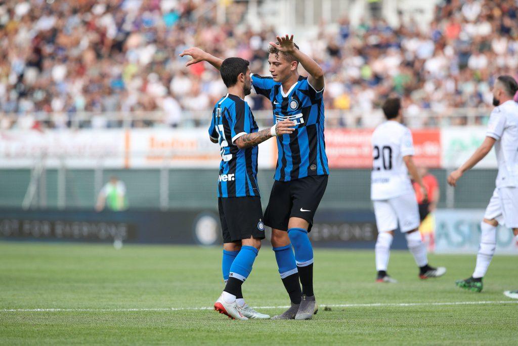 Esposito-gol: il giovane interista colpisce anche in azzurro
