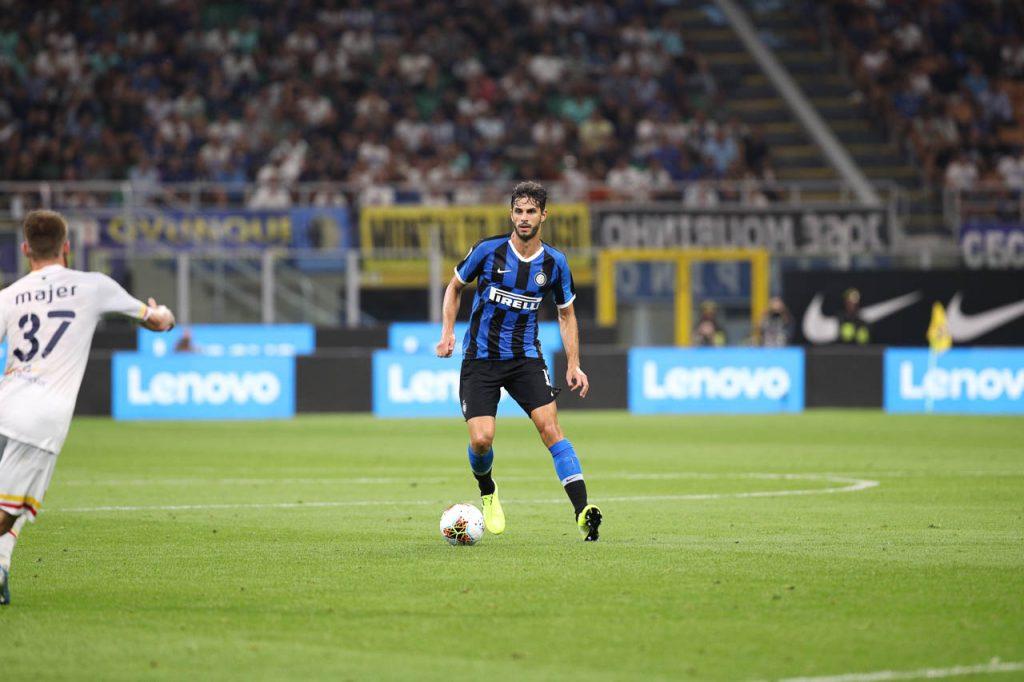 Ranocchia giura amore all'Inter: