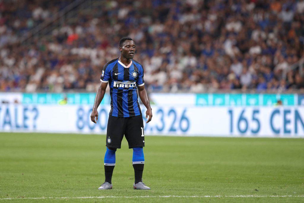 Asamoah, ancora contatti con la Sampdoria: ha già rifiutato tre squadre