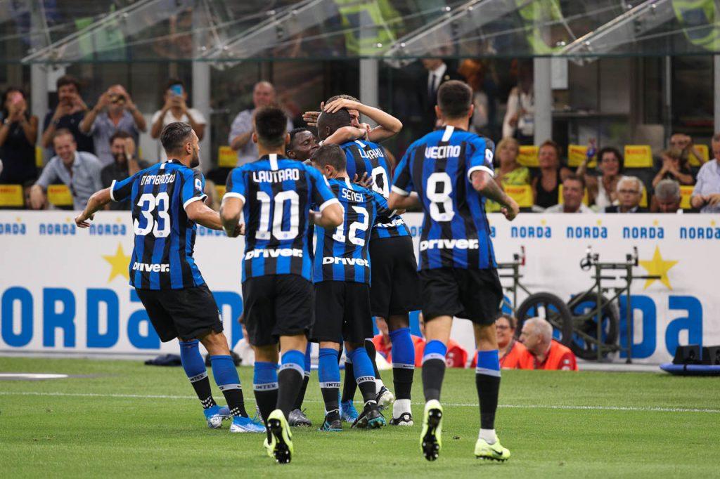 Inter, rientrano i Nazionali: Conte riabbraccia i suoi bomber