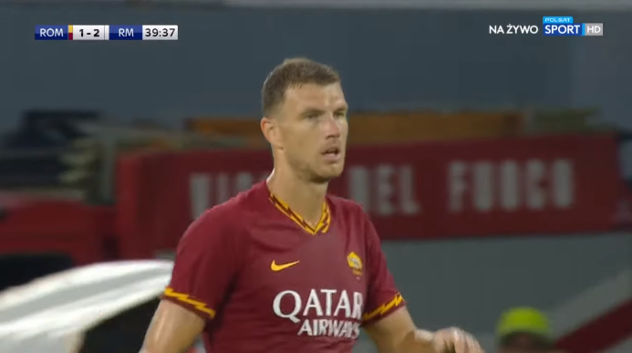 Roma - Tiago Pinto sul caso Dzeko-Sanchez: