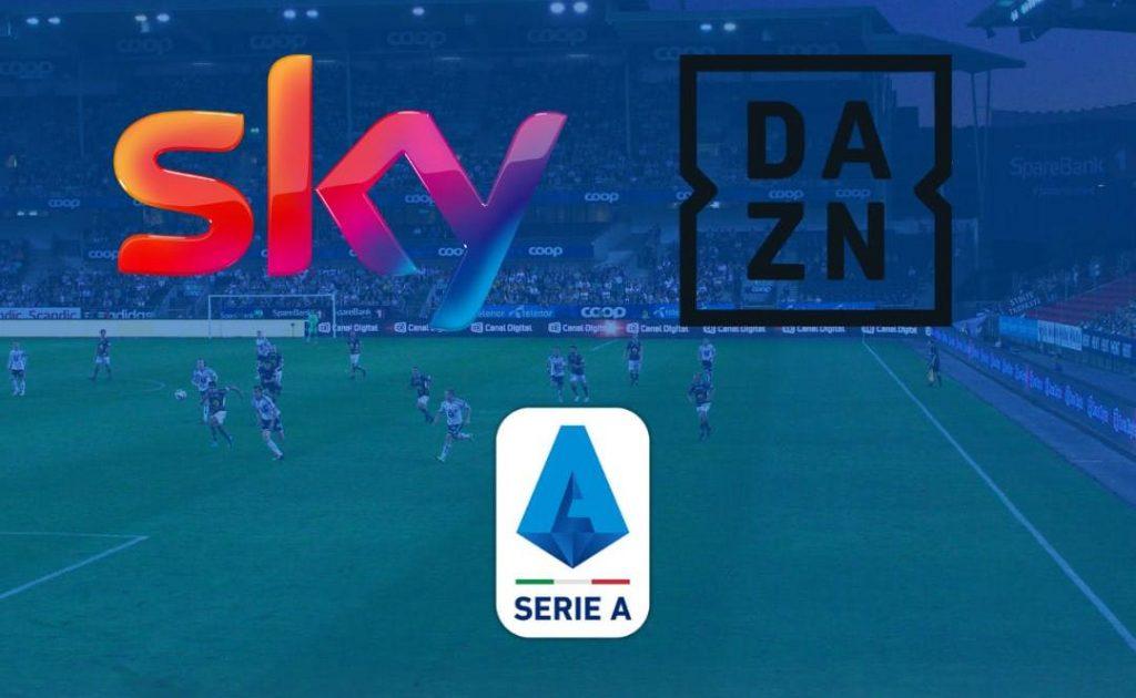 Accordo Sky-DAZN, la piattaforma di Perform sbarca sul satellitare