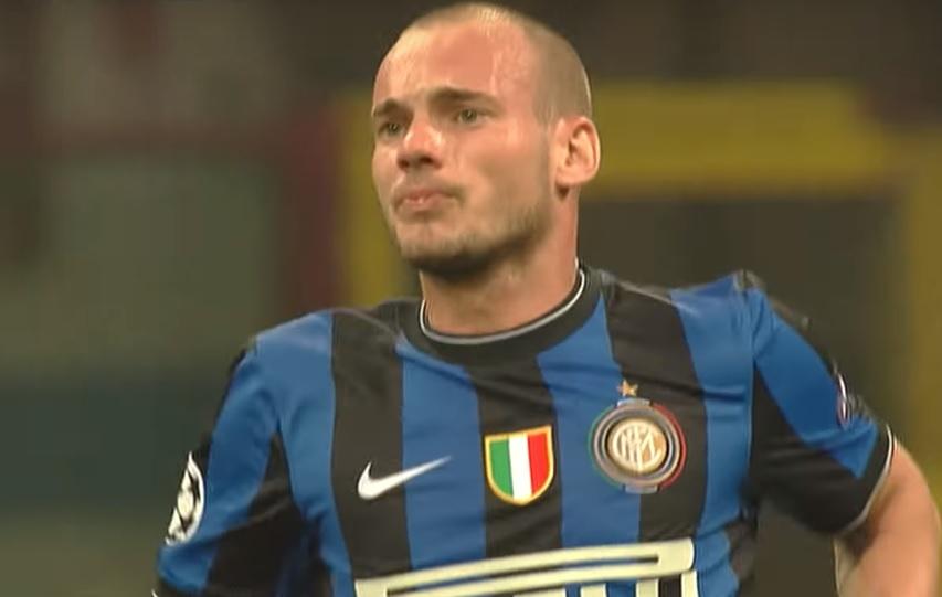 Sneijder sulla Champions del 2010: