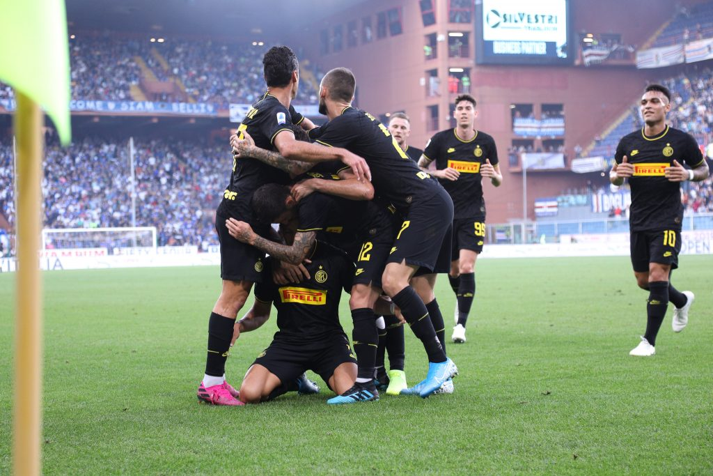 Ranking Uefa: lenta risalita per l'Inter dopo la vittoria in Champions