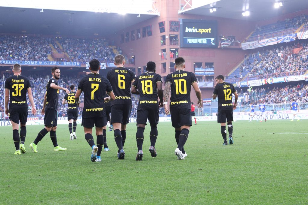 Sassuolo-Inter, la probabile formazione nerazzurra: sarà turnover?