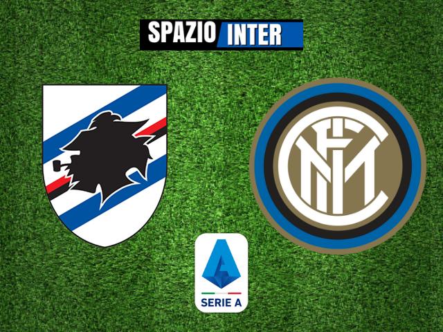 Sampdoria- Inter 1-3 (Sensi 20', Sanchez 22', 55' Jankto, 60' Gagliardini): i nerazzurri espugnano Marassi