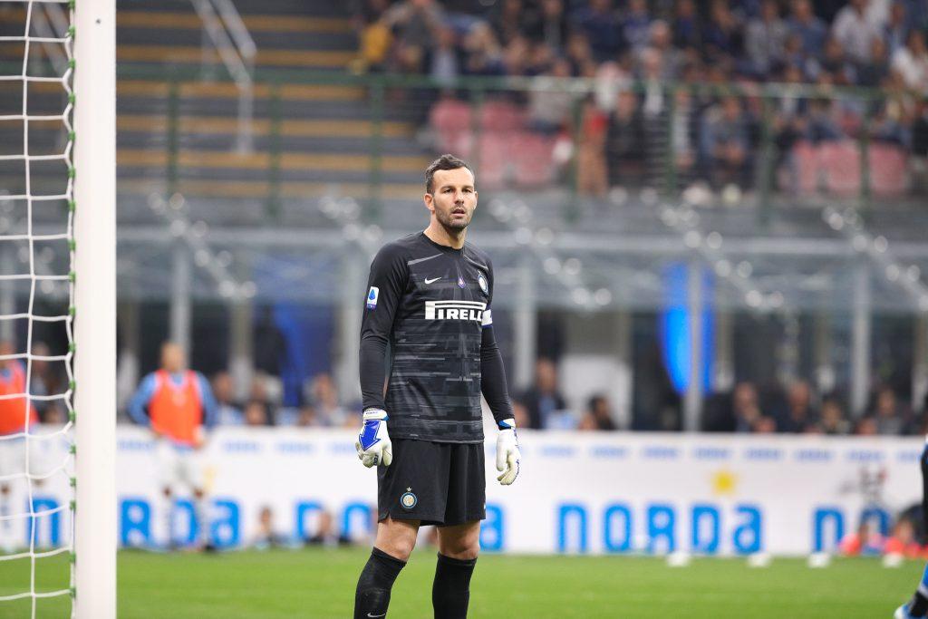 Handanovic in gran spolvero: pronto un rinnovo del contratto per lui?
