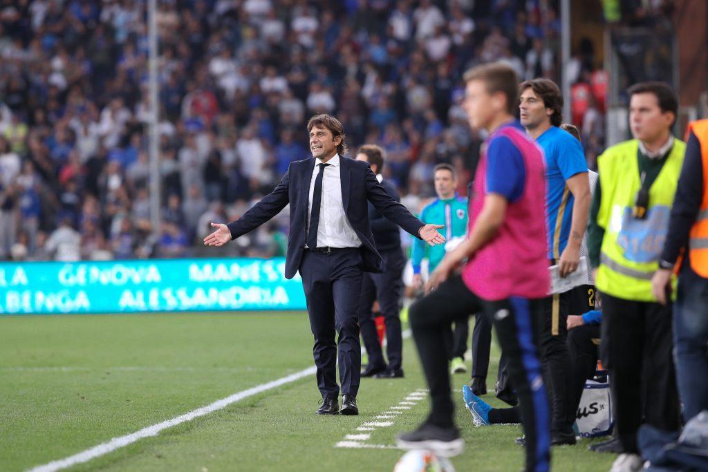 Conte pronto alla guerra, ma l'Inter è senza artiglieria pesante