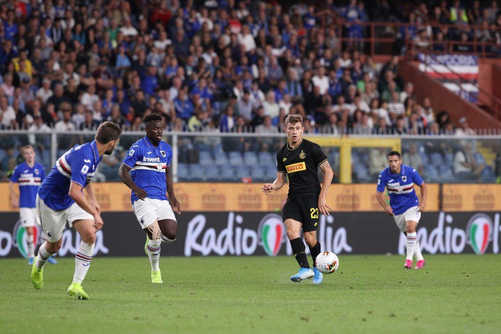 Barella, il Parma evoca bei ricordi: nel 2015 l'esordio contro i ducali