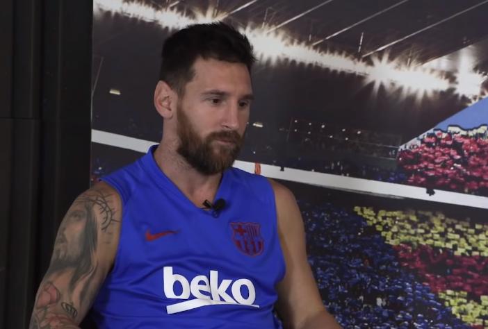 Messi recupera dall'infortunio: ci sarà sicuramente contro l'Inter