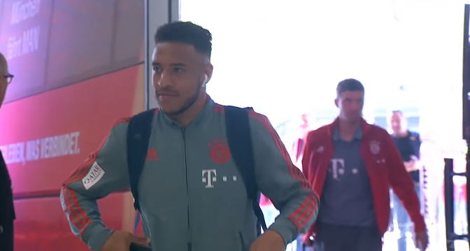 Bayern Monaco - Tolisso: