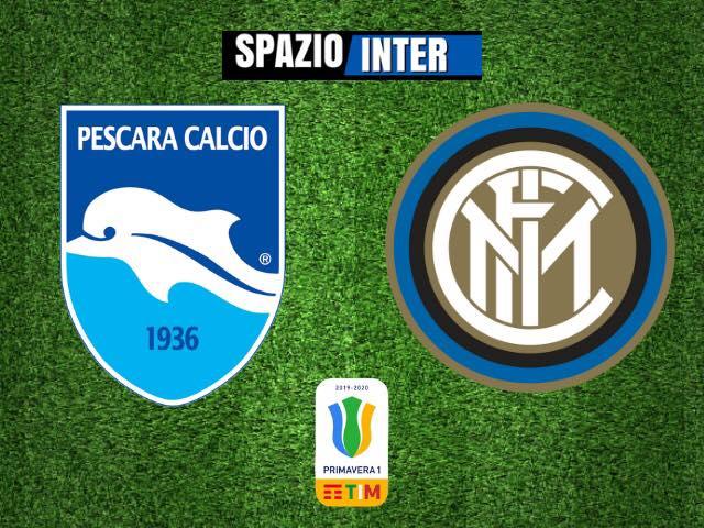 Primavera, Pescara-Inter 2-3! Alla prima di campionato è Pazza Inter:  la sintesi
