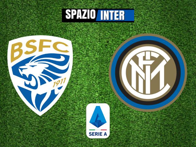 Brescia-Inter (1-2 Lautaro 23', Lukaku 63'  Skriniar autogoal 75'): tre punti pesanti per i nerazzurri