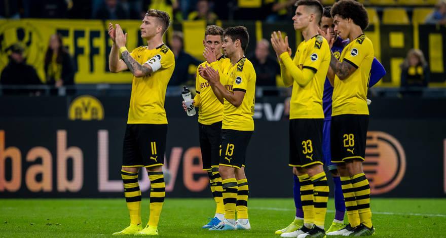 Polveriera Dortmund, mister Favre rischia la panchina; Inter, ne approfitti?