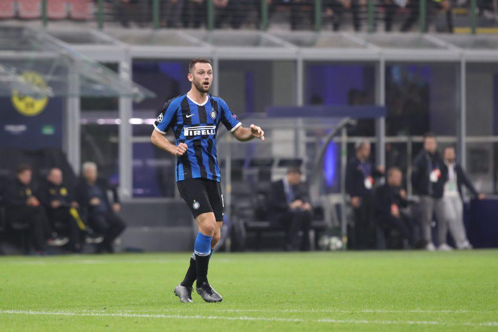 Verso Torino-Inter: tutti i nazionali rientrati. De Vrij in gruppo