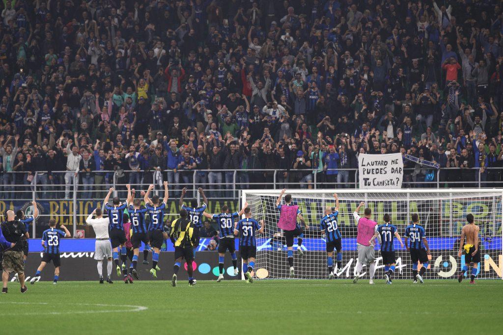 Inter-Spal: tre punti e un record storico