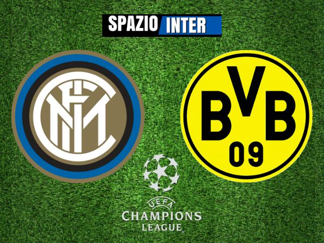 Inter-Borussia 2-0 (22' Lautaro Martinez, 89'Candreva): la sintesi