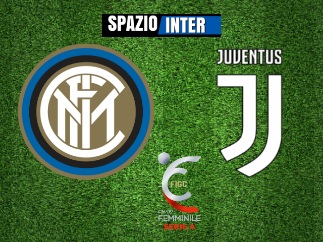 Inter-Juventus femminile, finale: 0-3 (Rosucci, Girelli e Cernoia)
