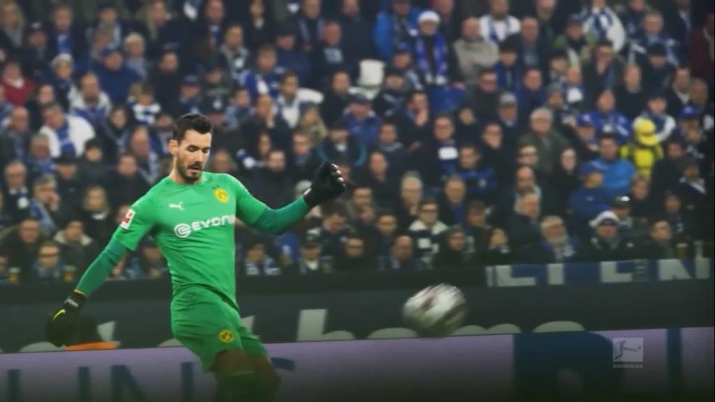 Borussia Dortmund, problemi per Bürki: il portiere in dubbio per l'Inter
