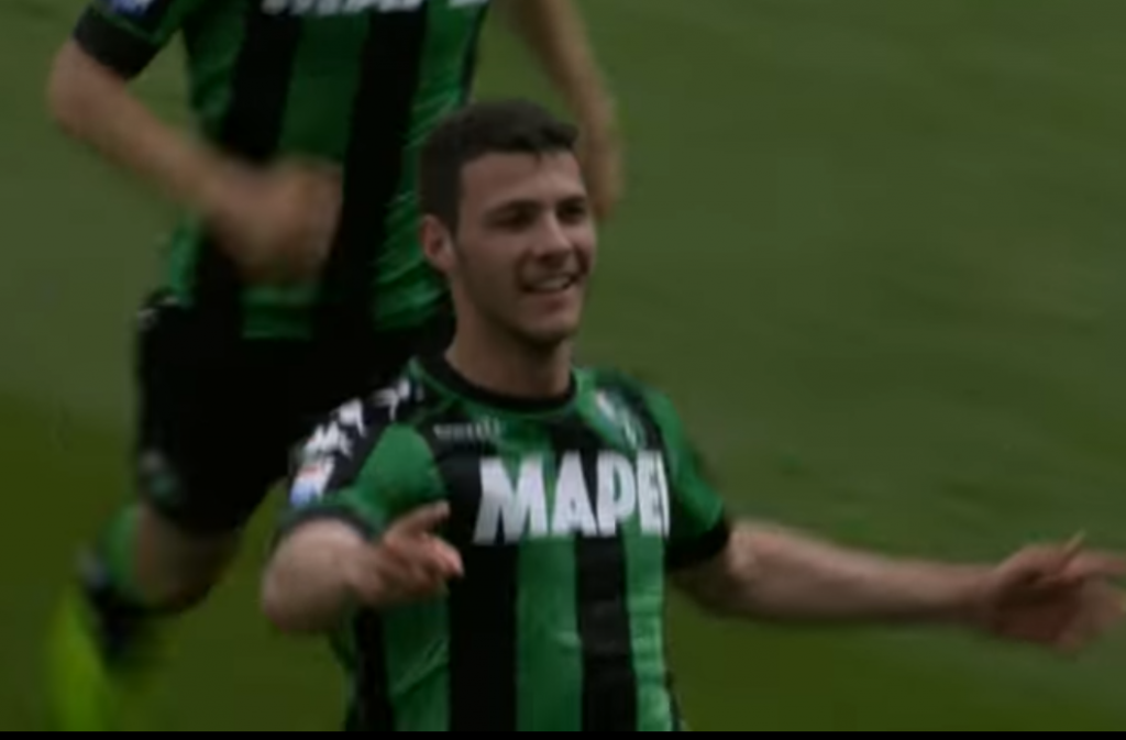 Sassuolo, infortunio per Mazzitelli: il giocatore out contro l'Inter