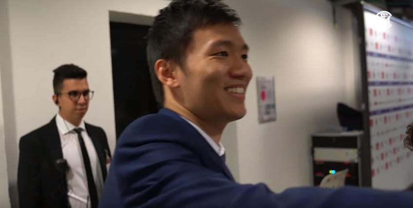 Zhang interviene a SportLab: