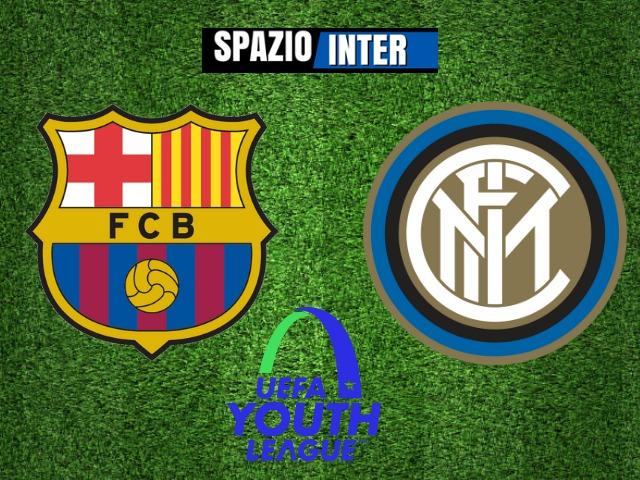 FINALE Barcellona U19 - Inter U19, 0-3: dominio Inter.
