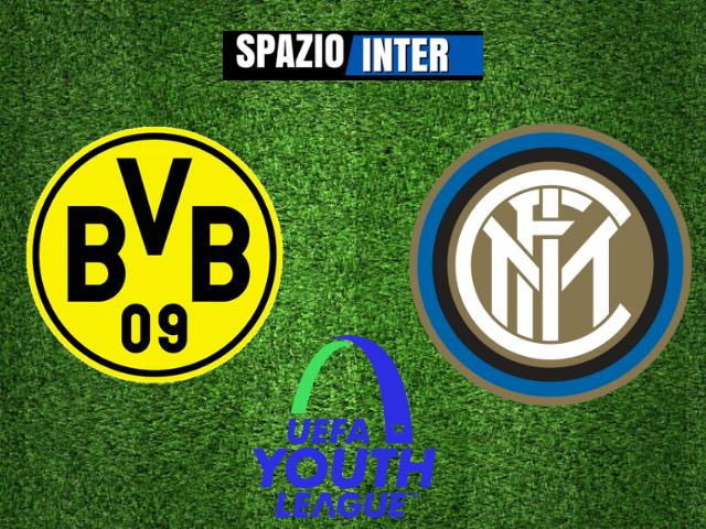 Borussia U19-Inter U19, risultato finale: 2-1 (48',65' Knauff, 61' Vergani)