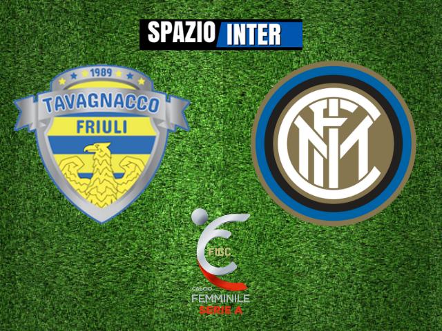 Tavagnacco-Inter Women 0-2: a segno Tarenzi e Marinelli!
