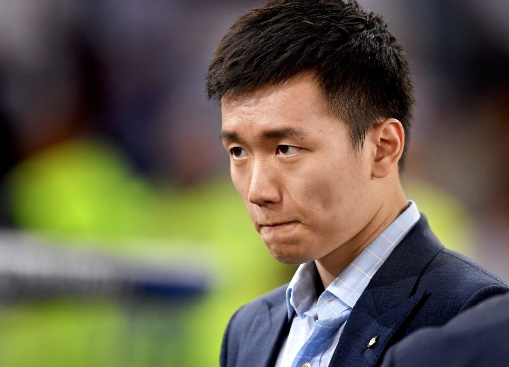 """Zhang: """"Inter gruppo di grande valore, abbiamo ideali comuni"""""""