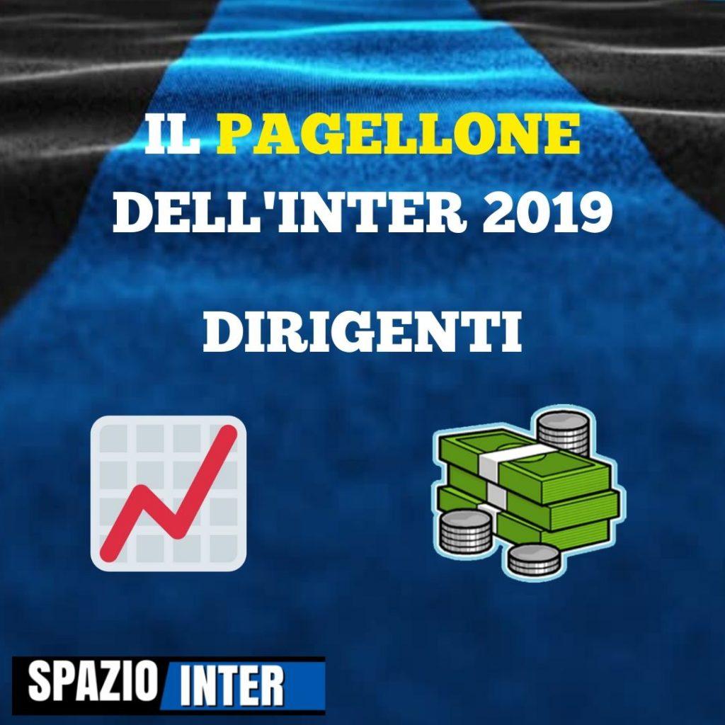 PAGELLONE 2019 - I DIRIGENTI